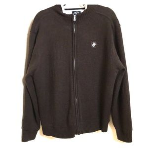 Beverly Hills🦚Polo Club Men's Sweater